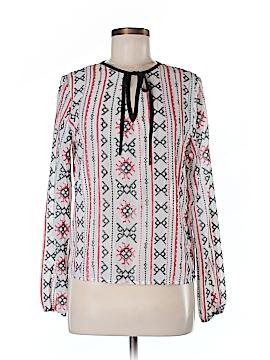 English Factory Long Sleeve Blouse Size M
