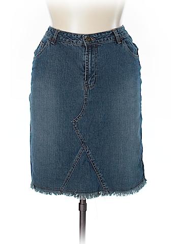 Route 66 Denim Skirt Size 14