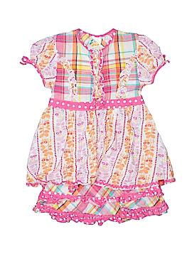 L'orange Dress Size 3T