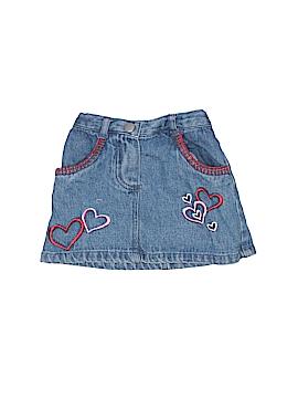 Kru Denim Skirt Size 6-9 mo