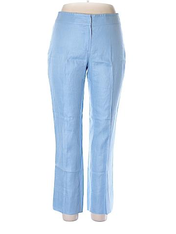 Armani Collezioni Casual Pants Size 46 (IT)