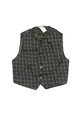 Happy Fella Tuxedo Vest Size 18 mo