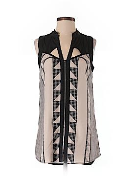 Neiman Marcus Sleeveless Blouse Size S