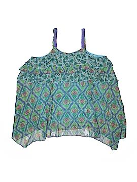 Disney Sleeveless Blouse Size X-Large (Youth)