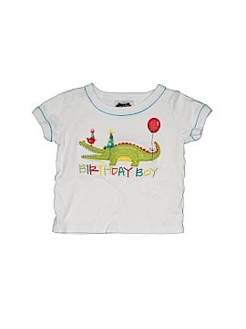 Mud Pie Short Sleeve T-Shirt Size 12-18 mo