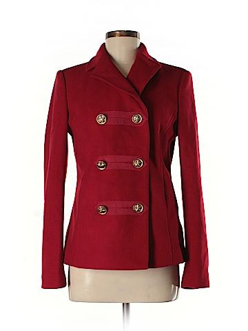 Tory Burch Wool Coat Size 6