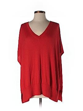 Diane von Furstenberg Silk Pullover Sweater Size S (Petite)