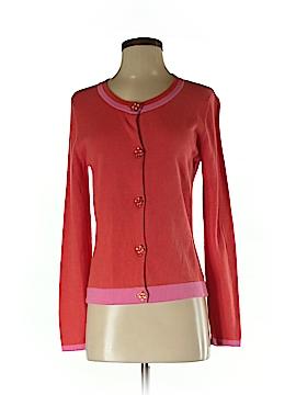 Pink Tartan Cardigan Size S