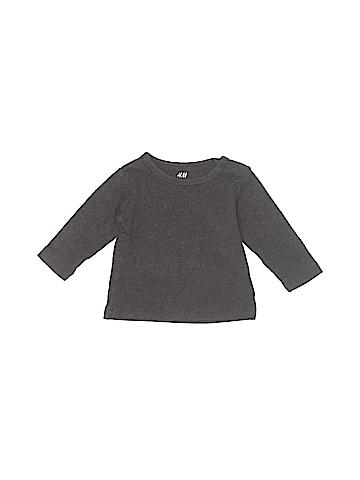 H&M Long Sleeve T-Shirt Size 2-4 mo