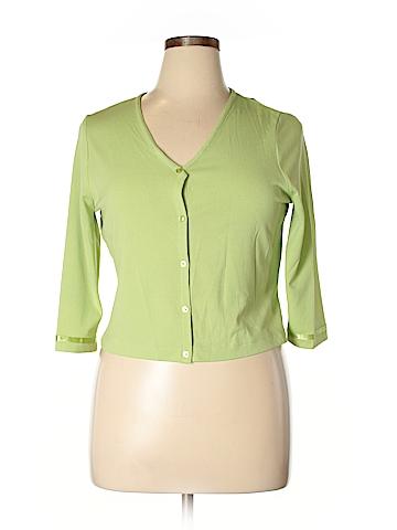 Sheri Martin New York Woman Cardigan Size 14 (Petite)