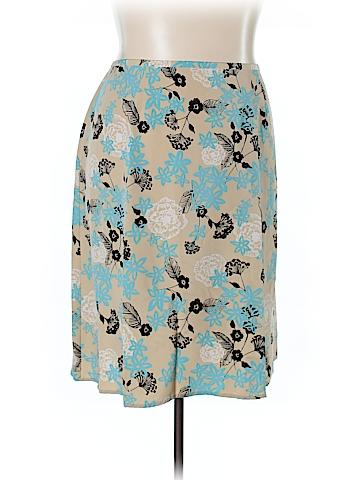 Joan Leslie Casual Skirt Size 24W (Plus)
