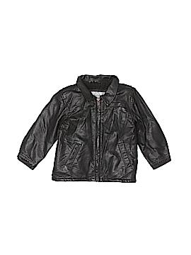 Weatherproof Faux Leather Jacket Size 18 mo