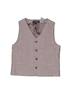 Wendy Bellissimo Tuxedo Vest Size 24 mo