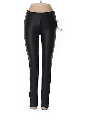 RACHEL Rachel Roy Faux Leather Pants Size XXS