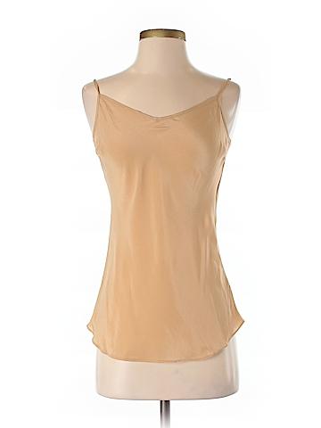 J. Crew Sleeveless Silk Top Size XS