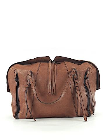 Falor  Leather Weekender One Size