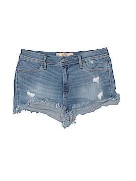 Hollister Denim Shorts Size 11