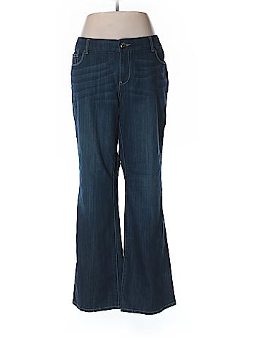 Seven7 Luxe Jeans Size 20 (Plus)