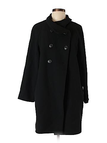 J. Crew Wool Coat Size 14 (Tall)