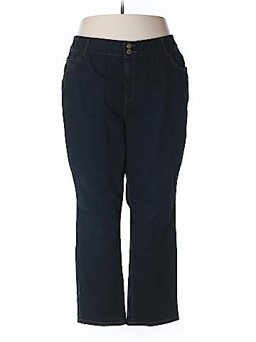 Lane Bryant Jeans Size 28 Short Plus (Plus)
