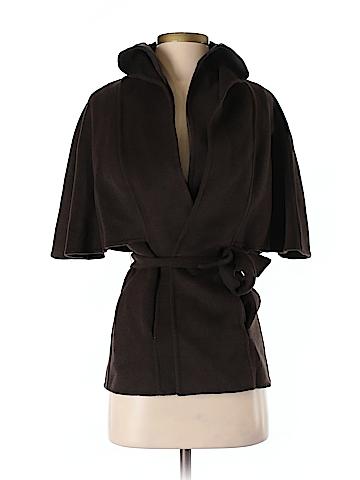 Elie Tahari Wool Coat Size XS