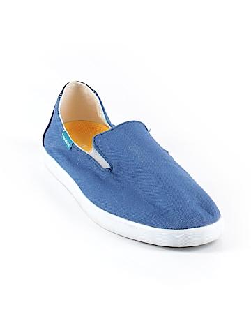 Blu Kicks Sneakers Size 9