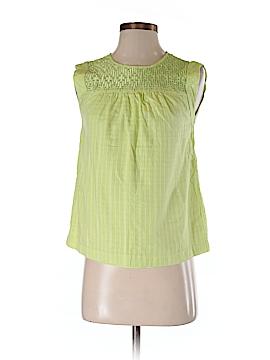 J. Crew Short Sleeve Blouse Size 00 (Petite)