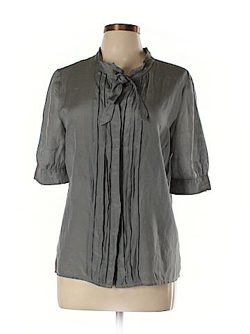 J. Crew Short Sleeve Blouse Size 12