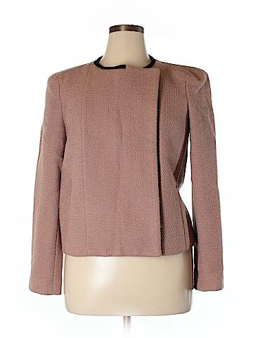 Diane von Furstenberg Wool Blazer Size 14