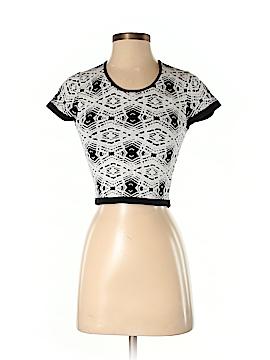 Parker Short Sleeve Top Size XS