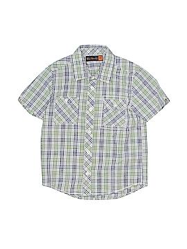 Ben Sherman Short Sleeve Button-Down Shirt Size 4-5