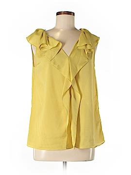 Gianetta Short Sleeve Blouse Size M