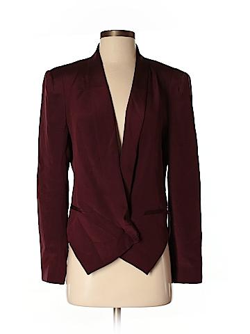 Rebecca Minkoff Silk Blazer Size 8