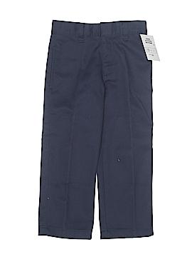 Tom Sawyer Khakis Size 4 (Slim)