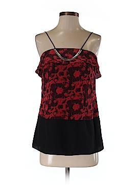 Vena Cava Sleeveless Silk Top Size S