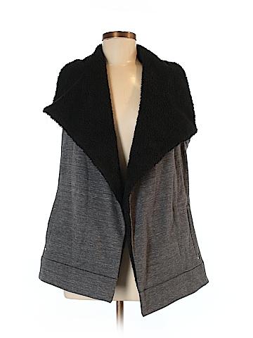 Athleta  Faux Fur Vest Size S