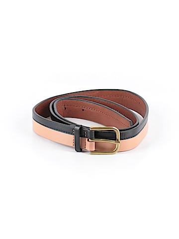 J. Crew Leather Belt Size M
