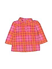 Jumping Beans Girls Fleece Jacket Size 12 mo