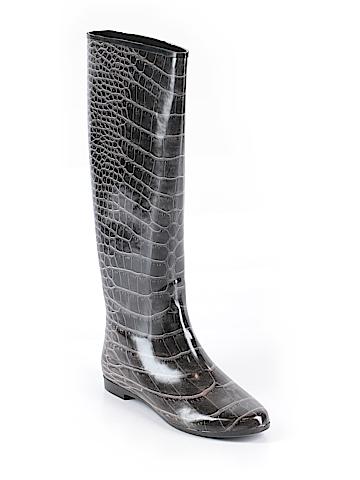Henry Ferrera Rain Boots Size 10