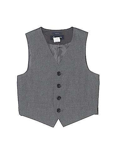 Crewcuts Outlet Tuxedo Vest Size 4