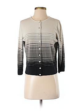 Jones New York Country Silk Cardigan Size S