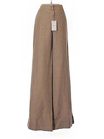 Armani Collezioni Linen Pants Size 46 (IT)