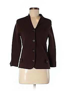 City Silk Silk Blazer Size M