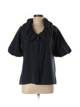 Heather B Wool Coat Size L
