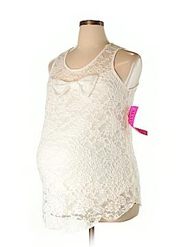 Maternity Sleeveless Top Size XL (Maternity)