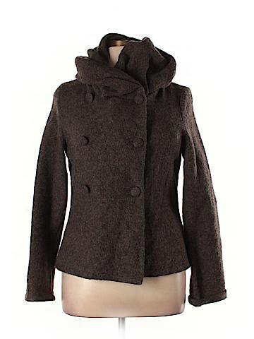 Willi Smith Wool Coat Size L
