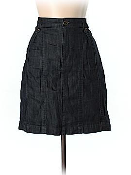 Pilcro and The Letterpress Denim Skirt 31 Waist