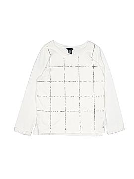 Nautica Long Sleeve T-Shirt Size 10 - 12