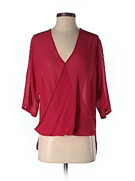 WAYF 3/4 Sleeve Blouse Size S