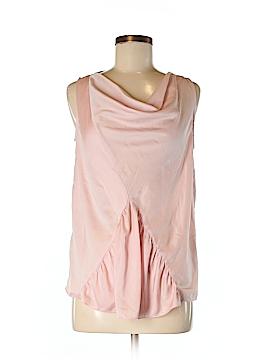 Simply Vera Vera Wang Sleeveless Blouse Size M
